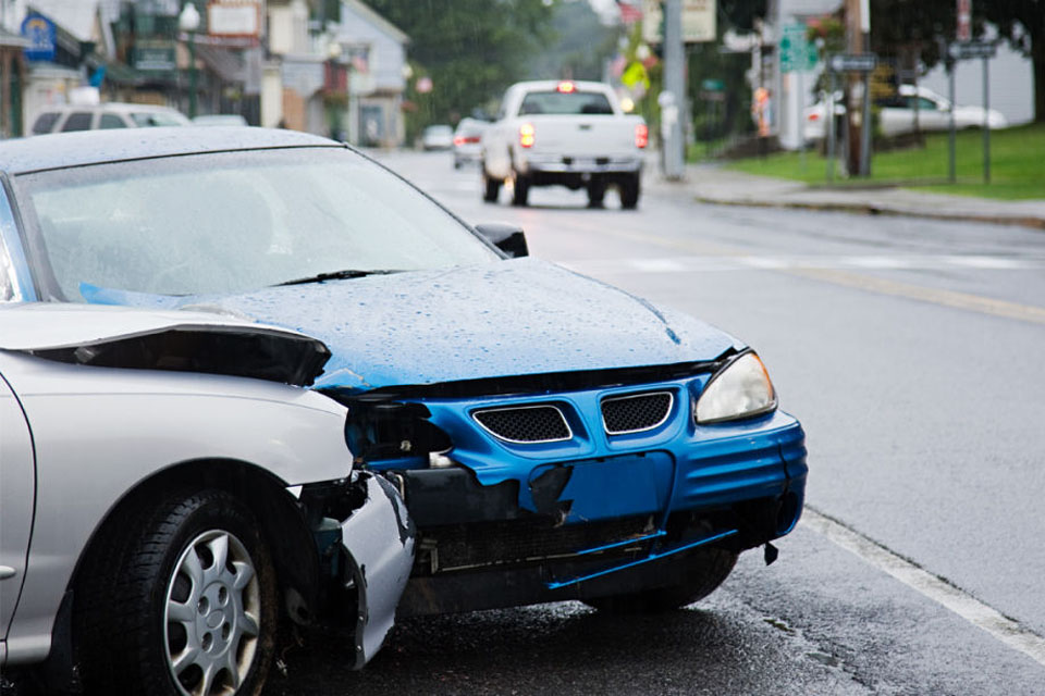 What Happens If Your Uber Gets into a Car Accident?